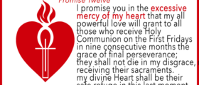 Promises of the Sacred Heart: Promise 12