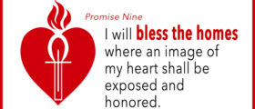 Promises of the Sacred Heart: Promise 9